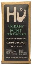 Crunchy Mint 72% Chocolate Bar 2.1oz