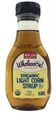 Organic Light Corn Syrup 11oz