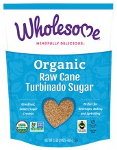 Natural Turbinado Cane Sugar 24oz