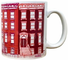 Brownstone Mug