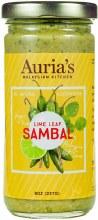 Lime Leaf Sambal 8oz