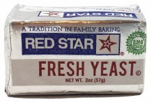 Fresh Yeast Cubes 2oz