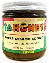 Sweet Sesame Spread 7oz