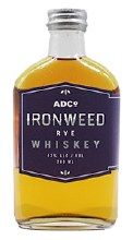 Ironweed Rye Whiskey 200ml