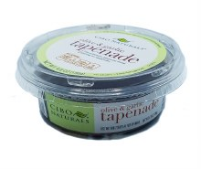 Olive and Garlic Tapenade 4.8oz