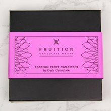 Passion Fruit Caramels 9pc