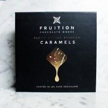 Brown Butter Bourbon Caramels