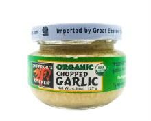 Chopped Garlic 4.5oz
