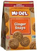 Ginger Snaps 8oz