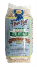 Steel Cut Oats 24oz