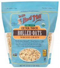 Rolled Oats Extra Thick 32oz