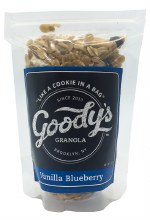 Vanilla Blueberry Granola 2oz