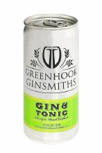 Gin & Tonic 200ml Can
