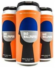 Bad Wallpaper 16oz, 4pk