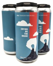Crying on the Inside 16oz, 4pk