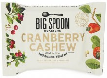 Cranberry Cashew Nut Butter Bar 2.1oz