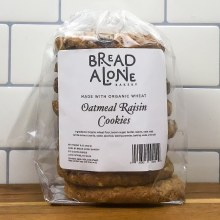 Oatmeal Raisin Cookies 8pc