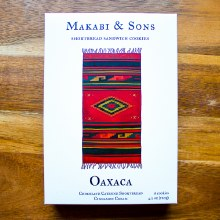 Oaxaca Cayenne Chocolate Shortbread Cookies 4.2oz