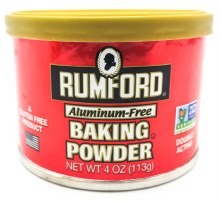 Non-GMO Baking Powder 4oz