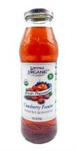 Organic Cranberry Fusion 12.5oz