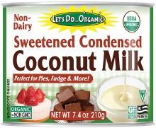Condensed Coconut Milk 7.4oz