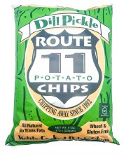 Dill Pickle Potato Chips 6oz