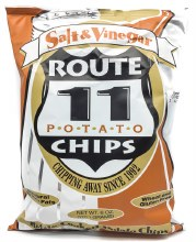 Salt & Vinegar Potato Chips 6oz