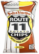 Salt & Vinegar Potato Chips 2oz