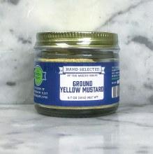 Ground Yellow Mustard 0.7oz