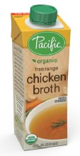 Organic Chicken Stock 8oz