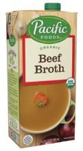 Organic Beef Broth 32oz