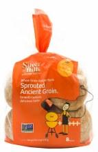 Sprouted Hamburger Buns 8pk