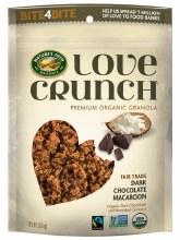 Chocolate Macaroon Granola