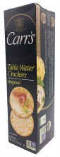 Table Water Crackers 4.25oz
