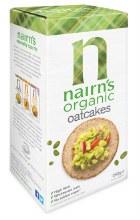 Organic Oatcakes 8.8oz