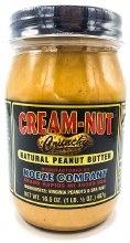Crunchy Peanut Butter 16.5oz