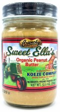 Crunchy Peanut Butter 13oz