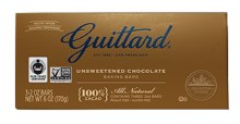 Unsweetened 100% Choolate Baking Bar 6oz