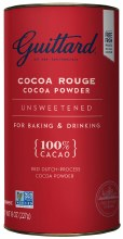 Unsweetened Cocoa Rouge Powder 8oz