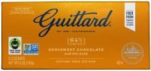 Semisweet 64% Chocolate Baking Bar 6oz