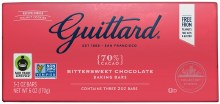 Bittersweet 70% Chocolate Baking Bar 6oz