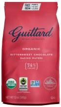Bittersweet 74% Chocolate Wafers 12oz