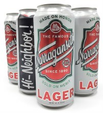 Lager 16oz can, 6pk