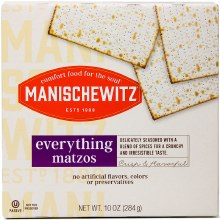 Everything Matzo 10oz