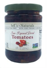 Sun Dried Tomatoes 8oz
