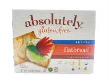 Gluten Free Flatbreads 5.29oz