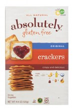 Original Gluten Free Crackers