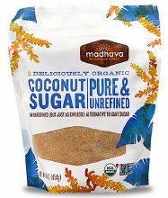 Organic Coconut Sugar 16oz