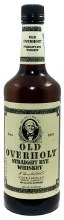 Overholt & Co. Straight Rye Whiskey 750ml