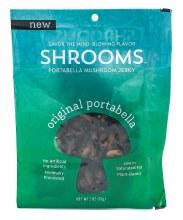 Original Mushroom Jerky 2.5oz